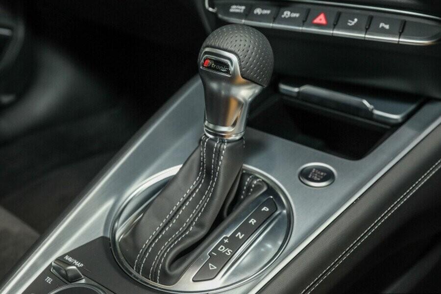 Hợp số tự động vận hành tiết kiệm nhiên liệu