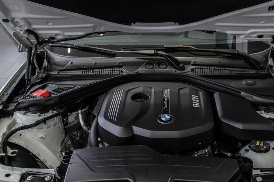 Động Cơ Xăng Turbo Động Lực Kép BMW