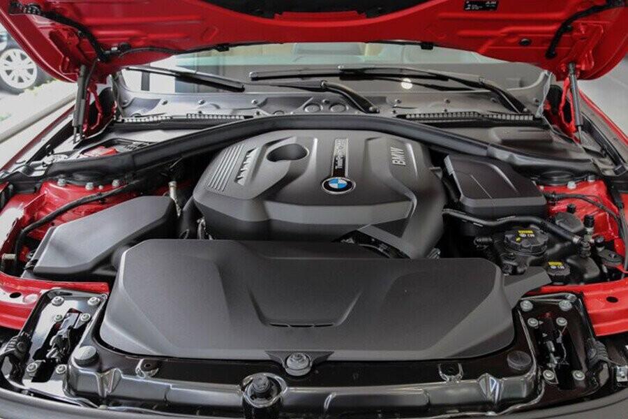 Động cơ BMW TwinPower Turbo