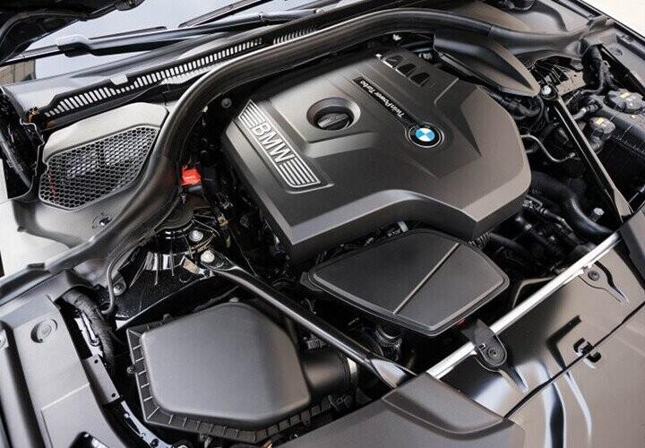 Động Cơ Xăng Động Lực Kép BMW