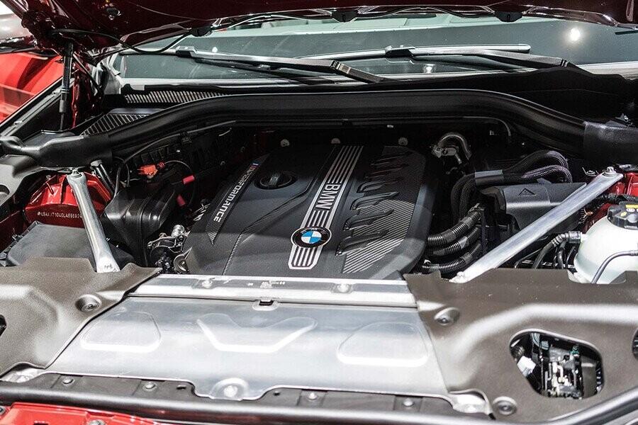 Động Cơ Turbo Động Lực Kép Của BMW X4