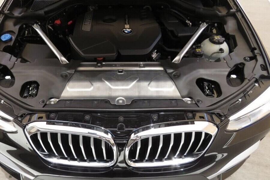 Động Cơ Xăng Động Lực Kép BMW vận hành mạnh mẽ