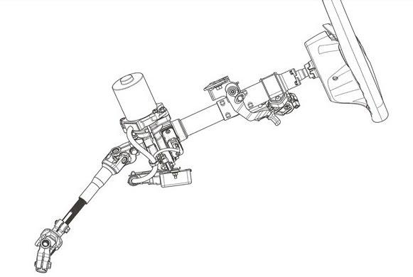 Hệ thống lái trợ lực điện mới (Phiên bản LTZ/High Country)