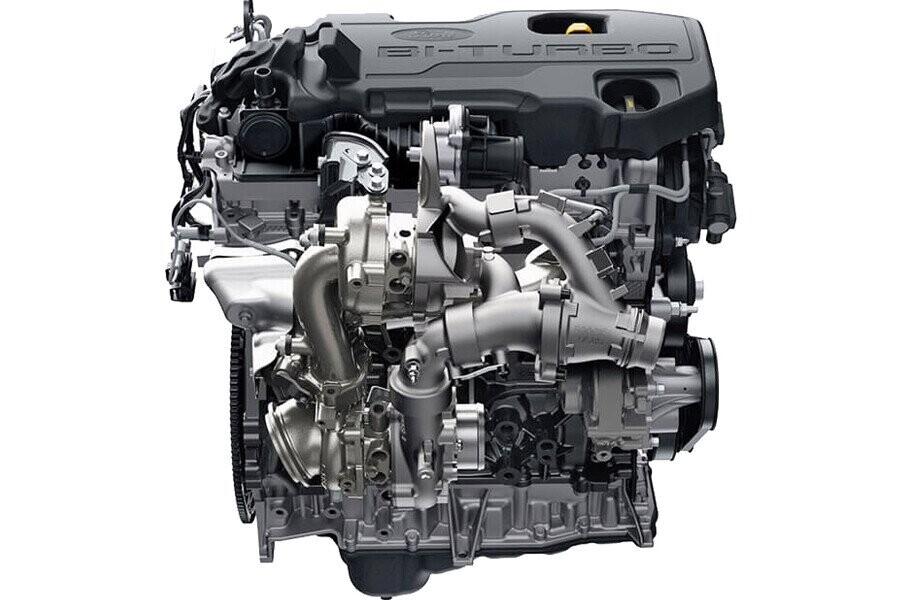 Vận hành Ford Everest Titanium 2.0L AT 4x2 - Hình 1