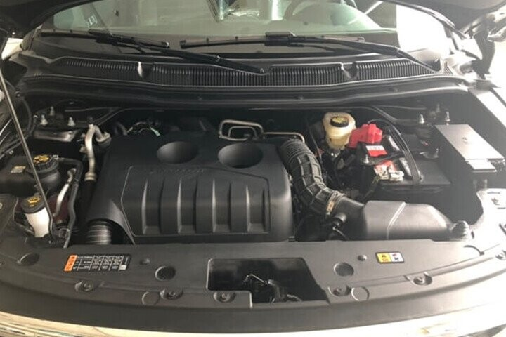Ford Explorer được trang bị động cơ xăng 2.3L Ecoboost I-4