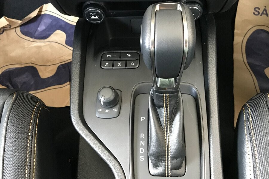 Vận hành Ford Ranger - Hình 2