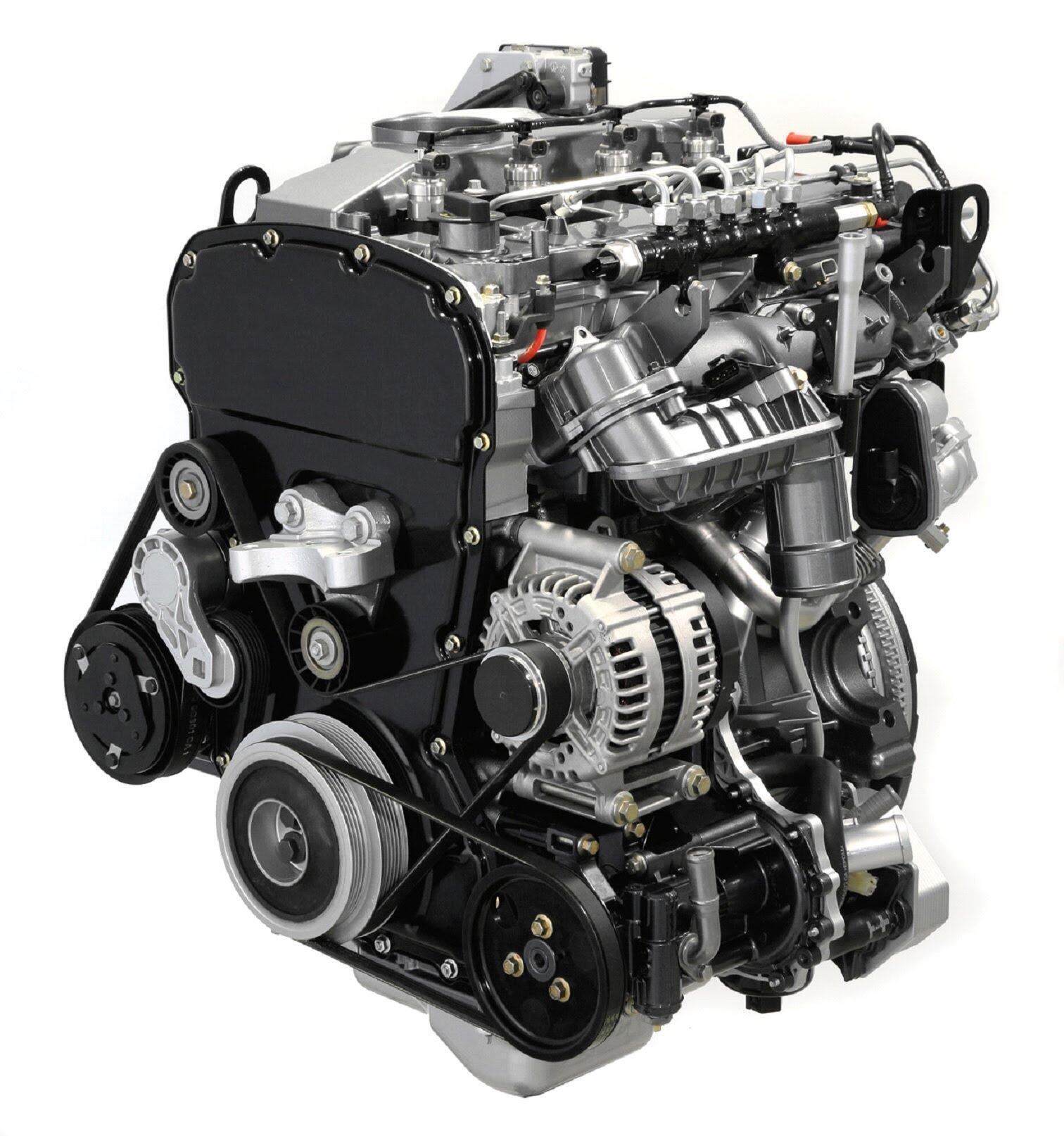 Transit được trang bị động cơ Duratorq 2.4L TDCi Turbo Diesel sử dụng công nghệ tiên tiến nhất để tạo ra sức mạnh vượt trội mà vẫn tiết kiệm nhiên liệu.