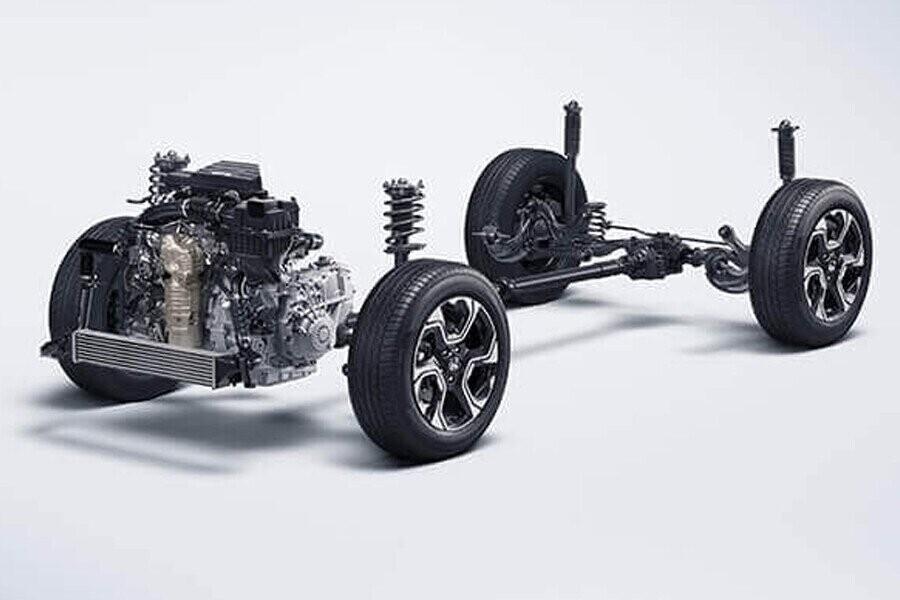 Vận hành Honda - Hình 4