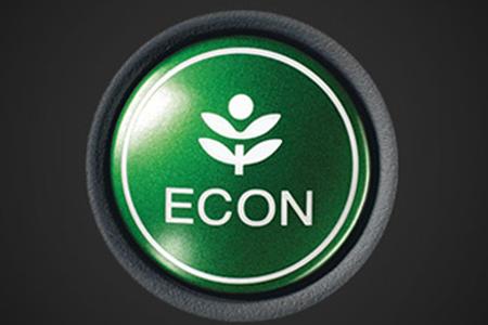 ECON mode - chế độ lái tiết kiệm nhiên liệu