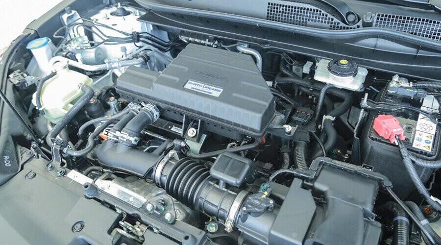 Động cơ CR-V vận hành mạnh mẽ