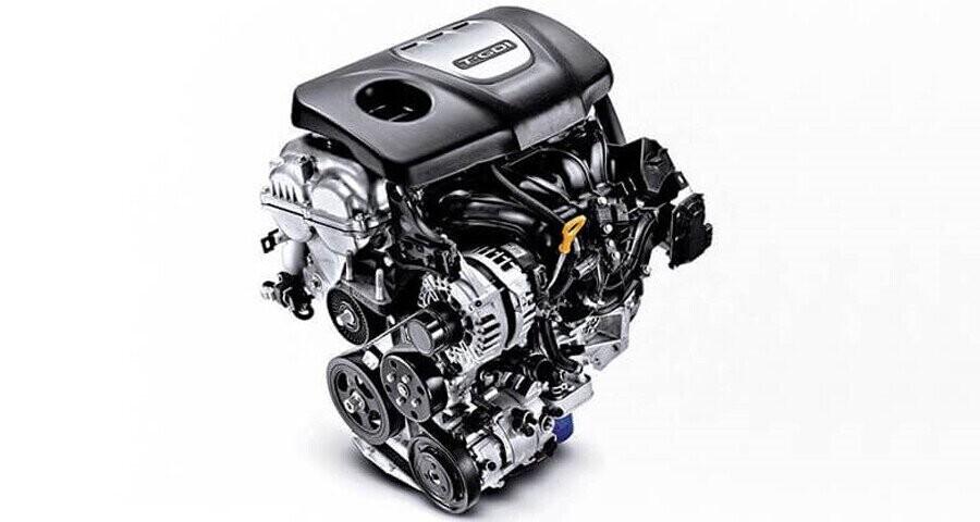 Động Cơ Gamma 1.6 T-Gdi