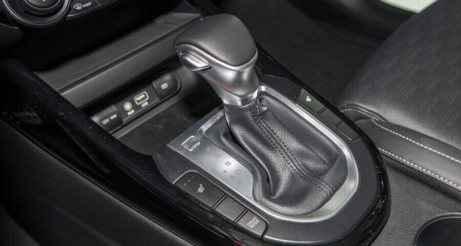 Xe được trang bị hộp số tự động tiết kiệm nhiên liệu