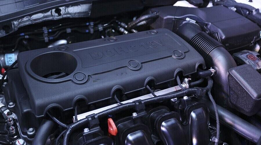Động cơ xăng Theta II 2.4L mạnh mẽ