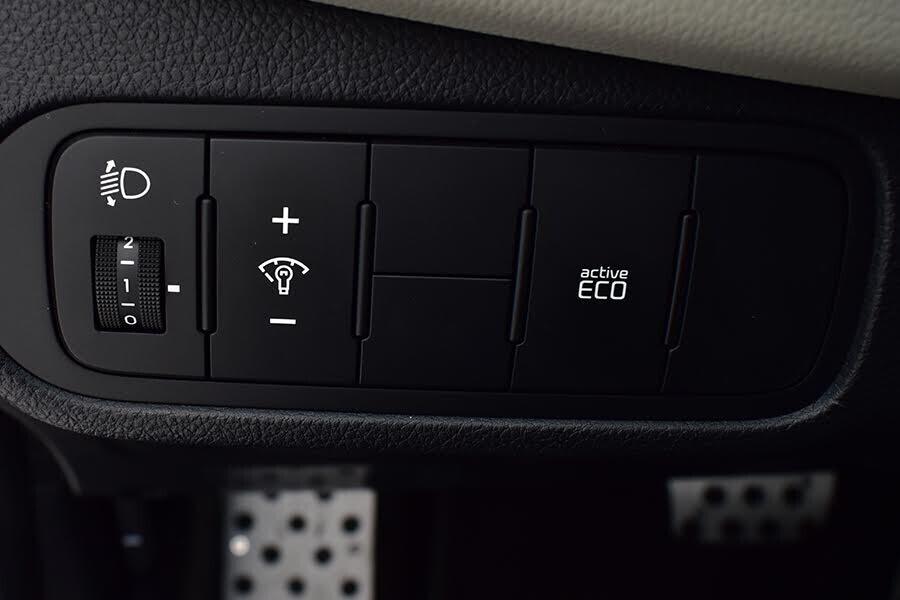 Hệ thống kiểm soát tiêu hao nhiên liệu ECO