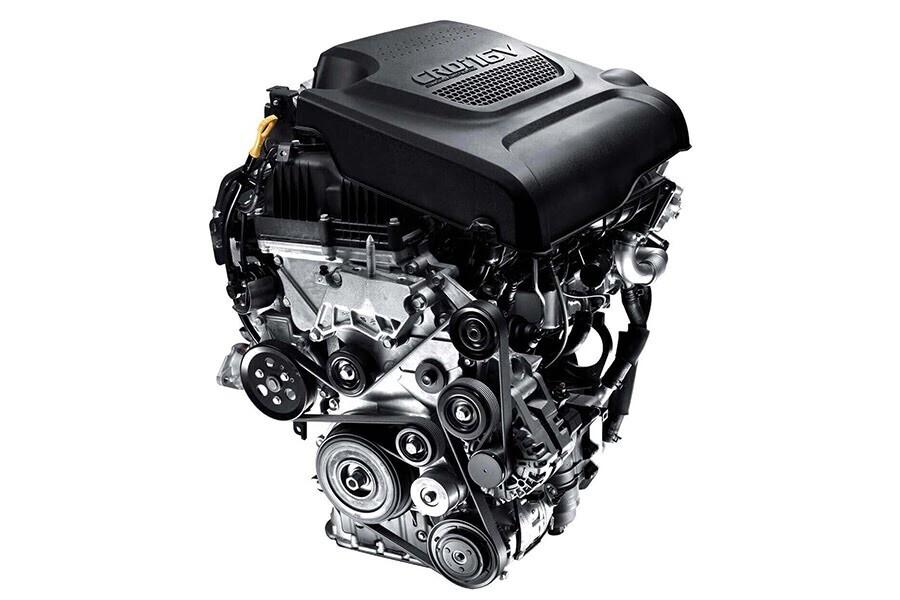 Động cơ dầu Diesel CRDi mạnh mẽ