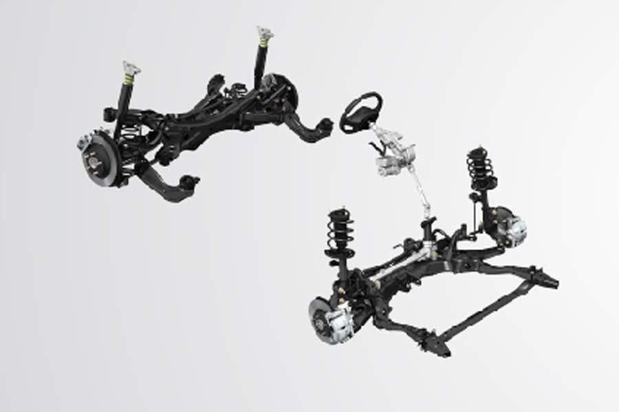 Tay lái Mazda 3 Sedan 2.0L