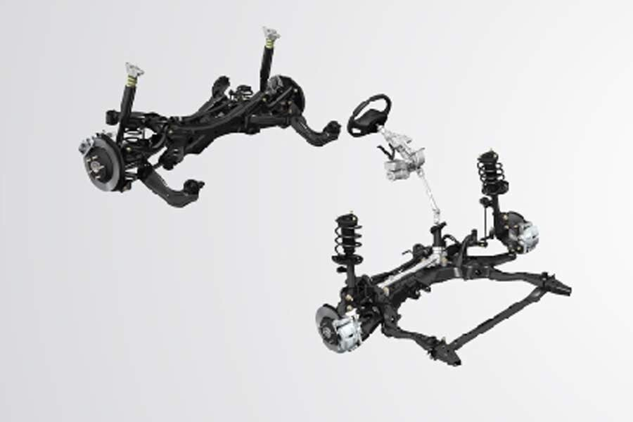 Tay lái Mazda 3 Sport Luxury