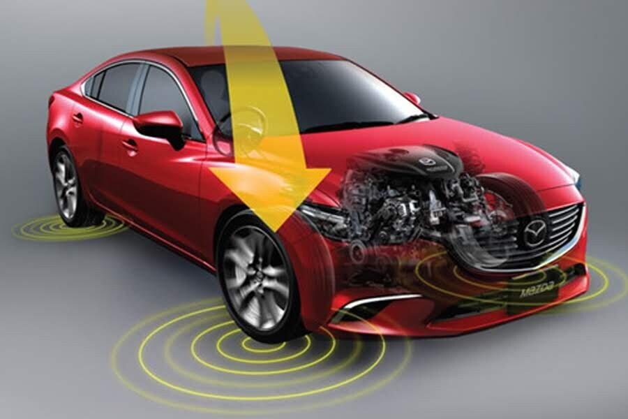 Vận hành Mazda CX-5 2.5L AWD 2018 - Hình 3