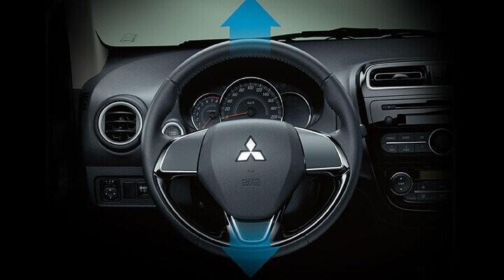 Vô lăng trợ lực điện tăng cảm giác lái của tài xế