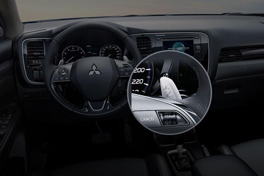 Vận hành Mitsubishi Outlander - Hình 5