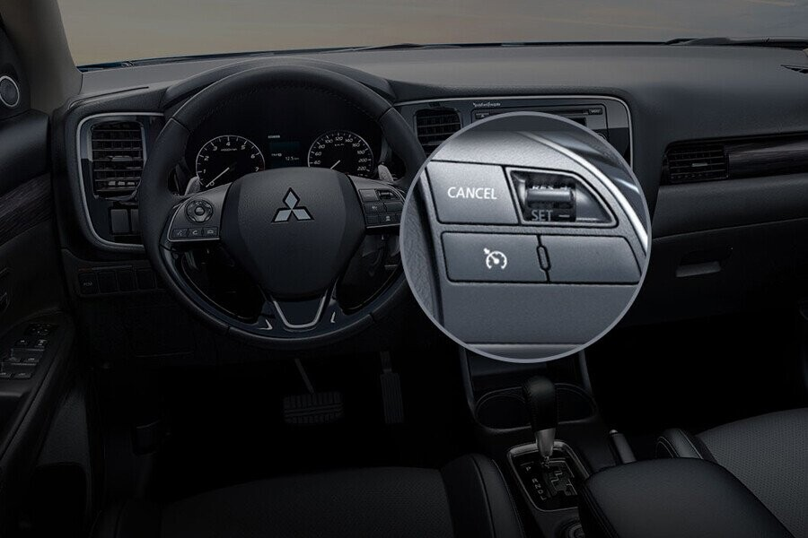 Vận hành Mitsubishi Outlander CVT 2.4 Premium - Hình 6