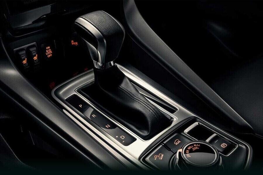Vận hành Mitsubishi Pajero - Hình 3