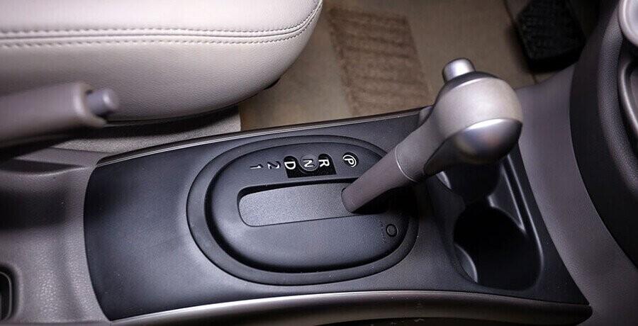 Số tự động 4 cấp tiết kiệm nhiên liệu