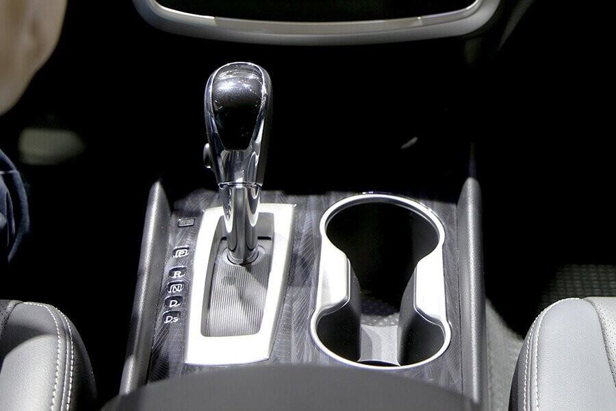 Hộp Số Vô Cấp Điện Tử Xtronic-CVT