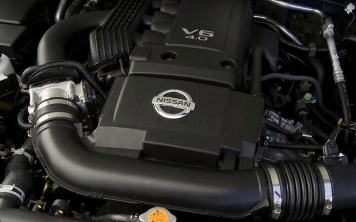 Động cơ Diesel mạnh mẽ
