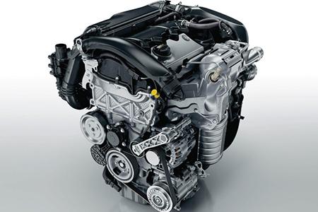 Peugeot 3008 sở hữu động cơ 1.6L Turbo