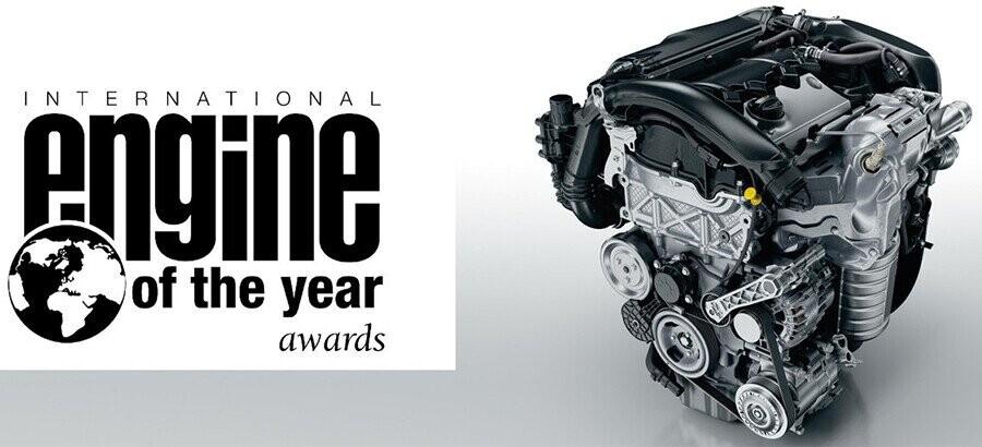 Động cơ 1.6L Turbo, tăng áp, 4 xi lanh thẳng hàng, 16 van DOHC và hệ thống van biến thiên VVT