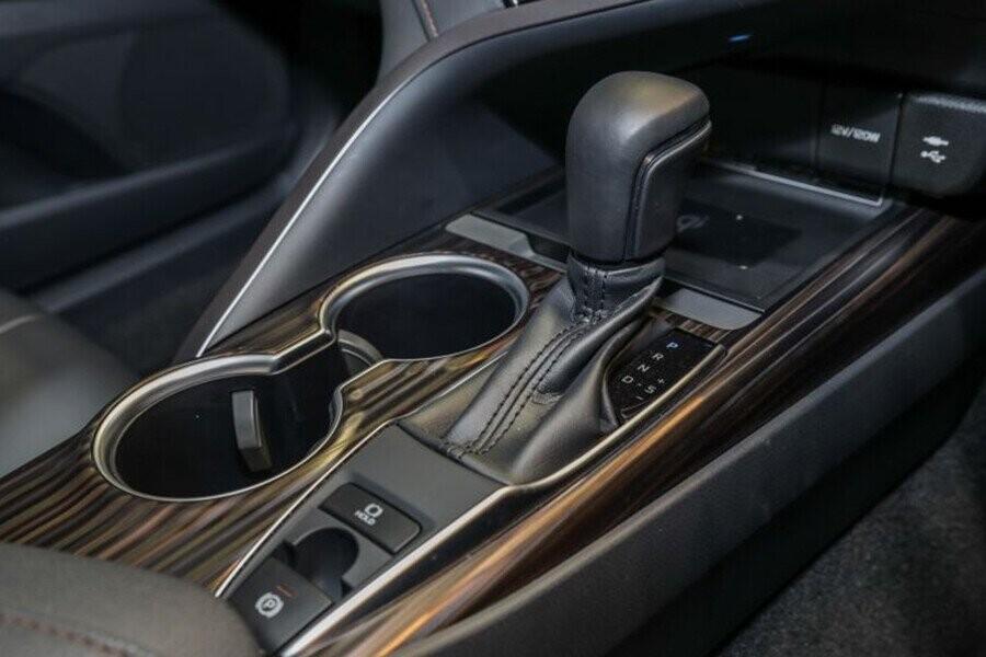 Hộp số tự động tiết kiệm nhiên liệu