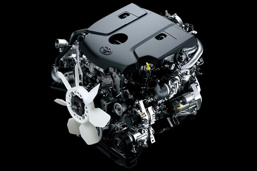 Vận Hành Toyota Fortuner 2018 2.4G 4x2 MT - Hình 1