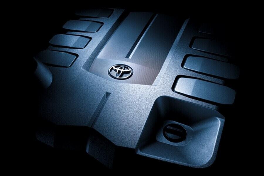 Vận hành Toyota Land Cruiser - Hình 1