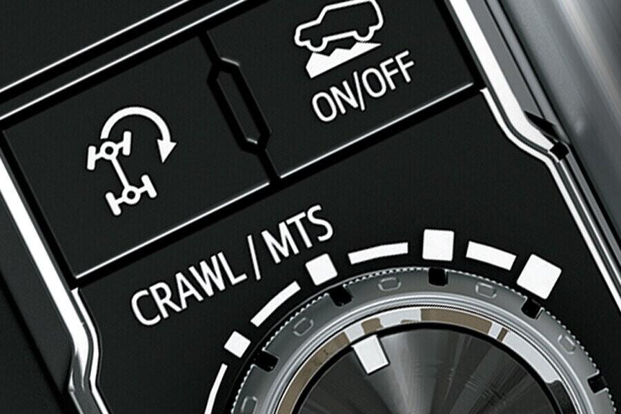 Vận hành Toyota Land Cruiser - Hình 4