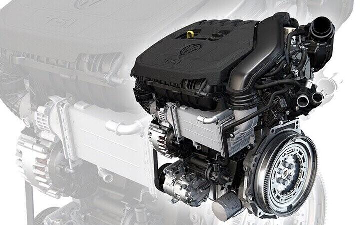 Xe được trang bị loại động cơ phun nhiên liệu trực tiếp I4 – MPI