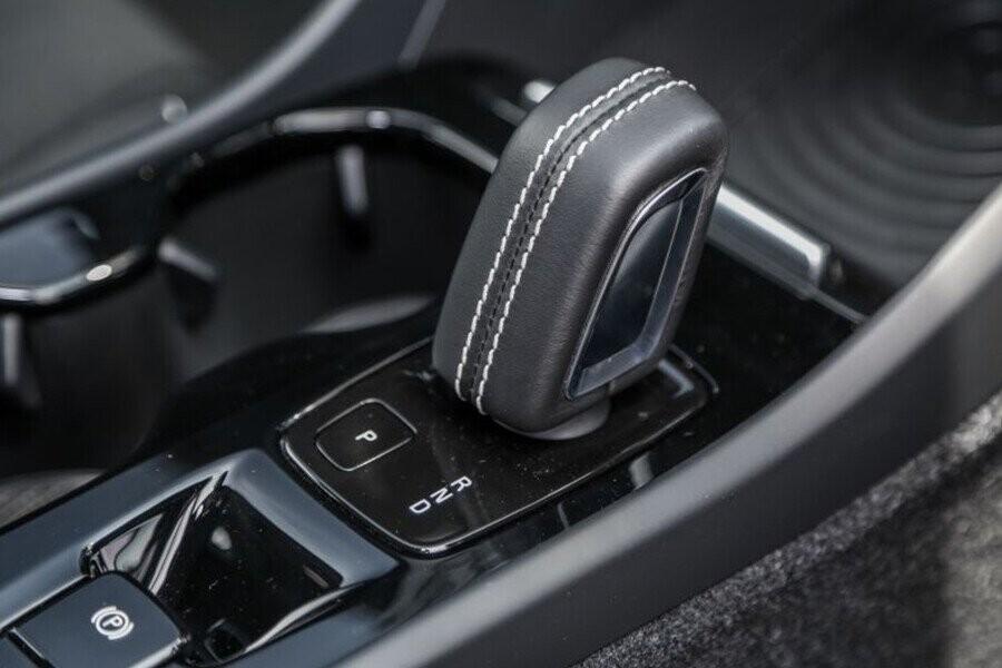 Xe sử dụng hộp số tự động vận hành mượt mà