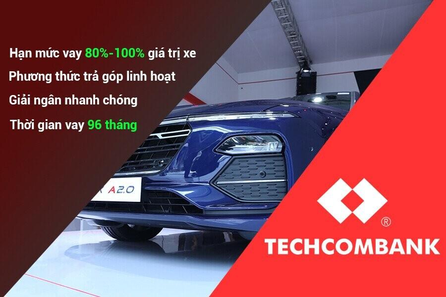 Lợi ích khi vay mua xe VinFast trả góp tại Techcombank