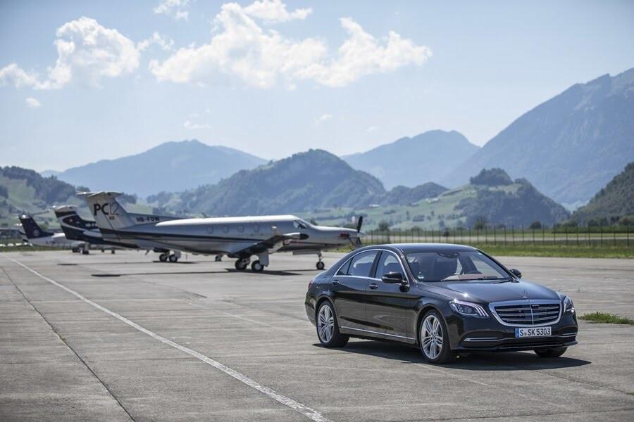 Vẻ đẹp Mercedes S-Class 2018 - Hình 18