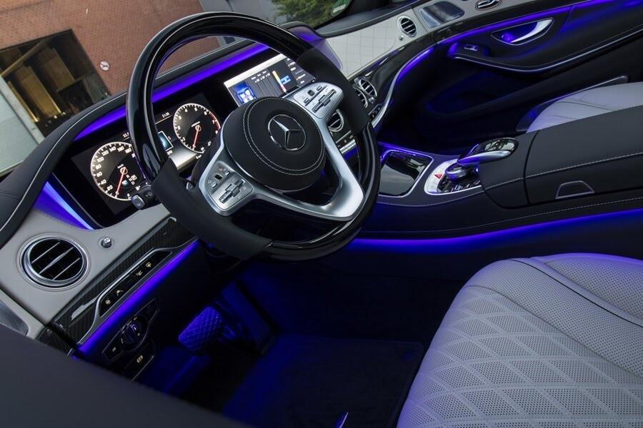Vẻ đẹp Mercedes S-Class 2018 - Hình 33
