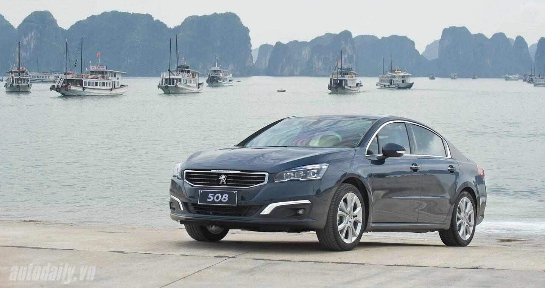 Vì sao Peugeot 508 hấp dẫn khách hàng Việt? - Hình 1