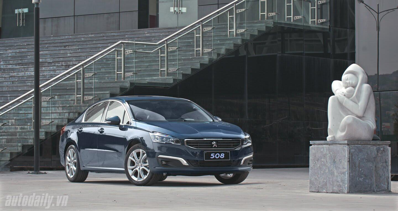 Vì sao Peugeot 508 hấp dẫn khách hàng Việt? - Hình 2