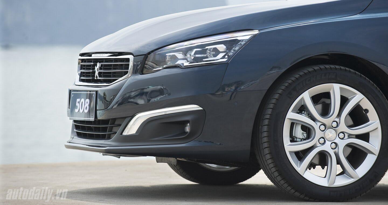 Vì sao Peugeot 508 hấp dẫn khách hàng Việt? - Hình 4