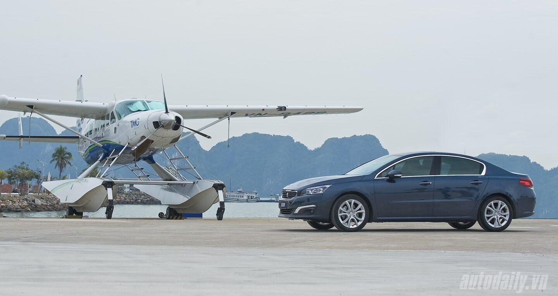 Vì sao Peugeot 508 hấp dẫn khách hàng Việt? - Hình 6