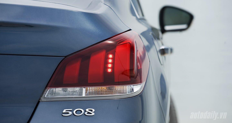 Vì sao Peugeot 508 hấp dẫn khách hàng Việt? - Hình 8