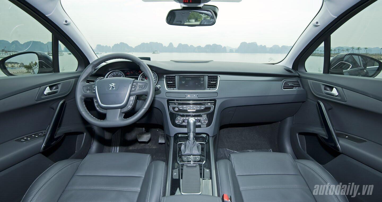 Vì sao Peugeot 508 hấp dẫn khách hàng Việt? - Hình 10
