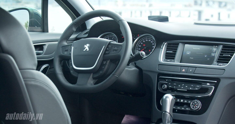 Vì sao Peugeot 508 hấp dẫn khách hàng Việt? - Hình 11