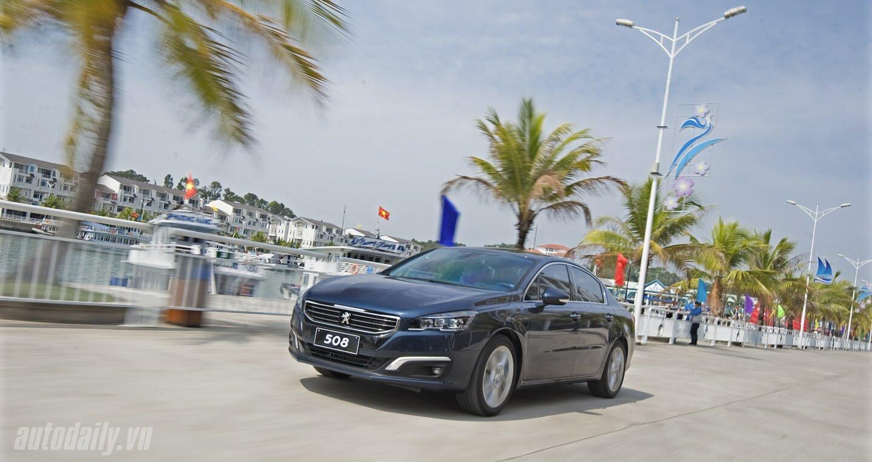 Vì sao Peugeot 508 hấp dẫn khách hàng Việt? - Hình 14