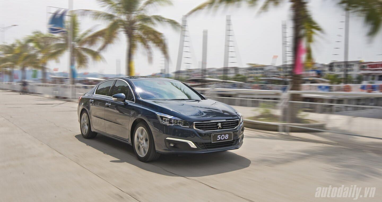 Vì sao Peugeot 508 hấp dẫn khách hàng Việt? - Hình 15