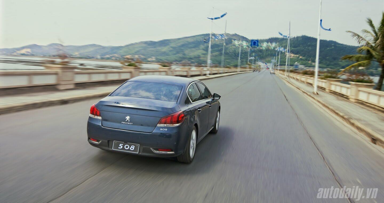 Vì sao Peugeot 508 hấp dẫn khách hàng Việt? - Hình 17